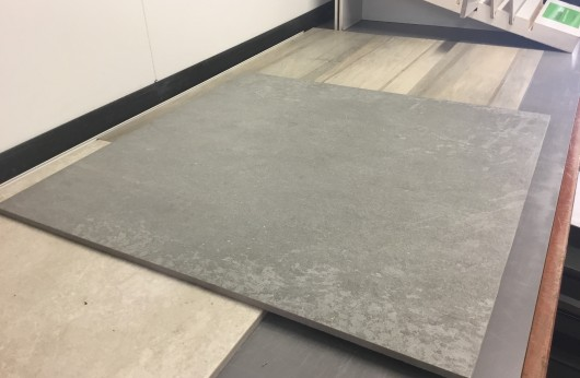 Pavimento in gres porcellanato Concrete Grey