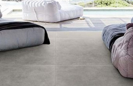 Pavimento Galleggiante Light Grey 18 mm di spessore 60x60