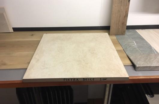Pavimento Galleggiante 3CM di spessore Pietra Beige 60x60