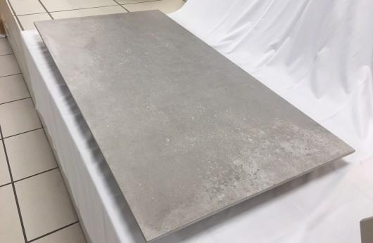 Pavimento in gres Grigio 60x120 superficie liscia