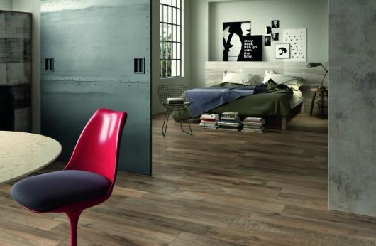Pavimento in gres porcellanato effetto legno North Wilde Melange 1° Scelta