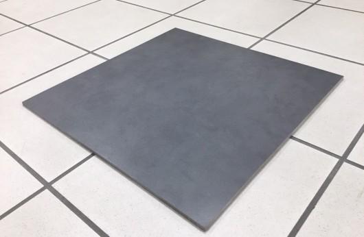 Pavimento Serie Colors Antracite in gres porcellanato rettificato