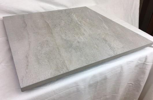 Gres per esterno Aspen grigio 2 cm R11