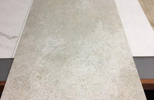 Pavimento in Gres porcellanato Avorio Grip 45x90