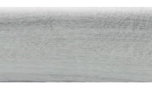 Battiscopa in gres effetto legno Fumo 8x45