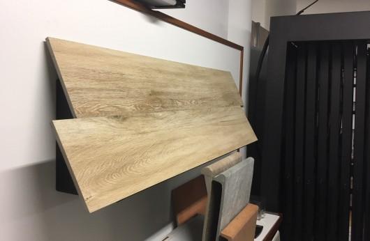 Gres porcellanato Effetto legno Rovere Beige 20x120 1°Scelta