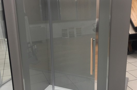Box doccia BertEvo Anta scorrevole cristallo 8mm