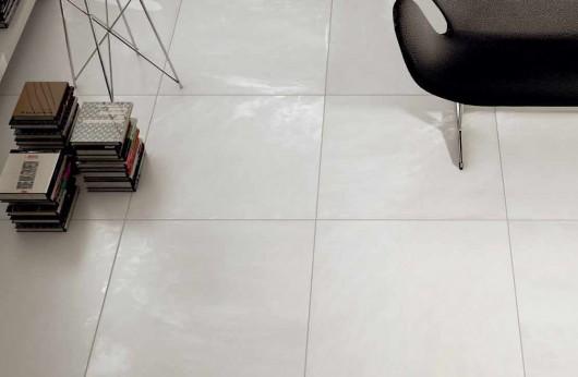 Pavimento Serie Colors Bianco in gres porcellanato rettificato