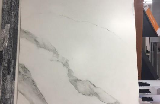 Rivestimento in gres Calacatta opaco spessore 5,5 mm 1°Scelta
