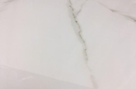 Pavimento in gres porcellanato levigato Calacatta oro effetto marmo lucido 1°Scelta