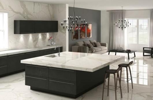 Gres Effetto marmo Calacatta Oro 1°scelta 60x120 spessore 5,5 mm