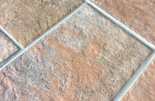 Gres effetto Cotto Tavella Antica 16,5x33 per esterno