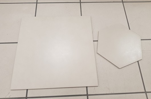 Pavimento Serie Colors Perla in gres porcellanato rettificato