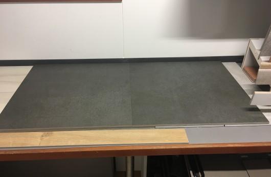 Pavimento in Gres porcellanato Concrete Dark 60x60