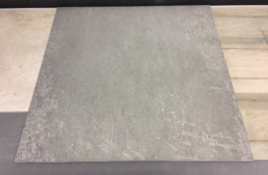 Pavimento in gres porcellanato Concrete Grey 60x60 rettificato