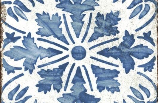 Pavimento e rivestimento in gres Viola Blu Adagir 20x20