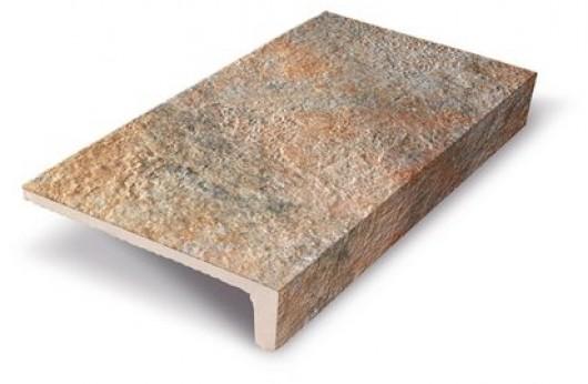 Elemento a elle monolitico Saxum Gold 1°Scelta