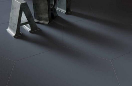 Pavimento Serie Colors Nero in gres porcellanato rettificato