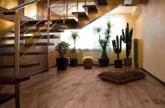 Pavimento in gres porcellanato effetto legno Sandalo 1°Scelta