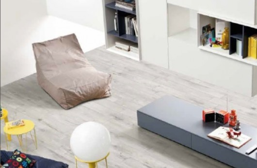Pavimento effetto legno grigio Gelsomino 15x62 20x120 30x120