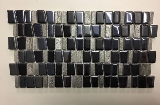 Mosaico Freedom Verticale Black