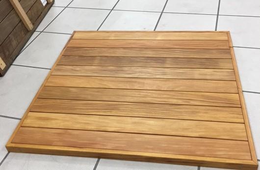 Pavimento in legno da esterno Garapa