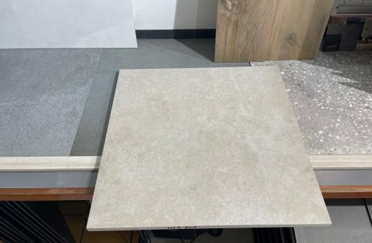 Pavimento in gres porcellanato 2 cm. di spessore Trevi Beige 60x60 R11