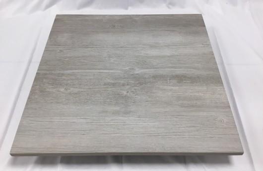 Pavimento Galleggiante Effetto Legno Grigio 2cm di spessore 60x60