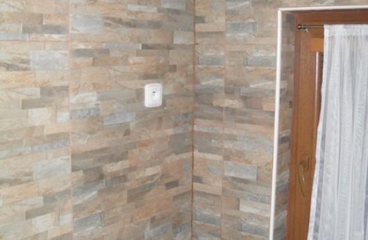 Muretto quarzite grigio 31x62 rivestimento gres