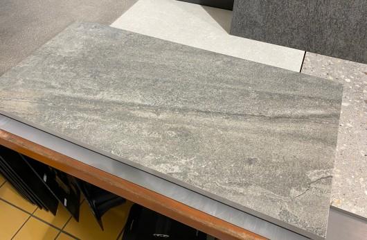 Pavimento Galleggiante Sierra Grigio 2 cm di spessore 40x80