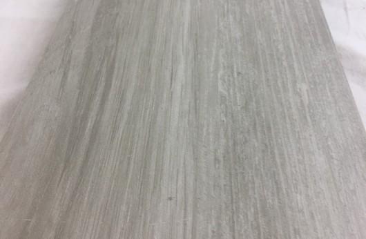 Lastra 5 mm di spessore in gres Effetto Legno Grigio 1°scelta 20x120