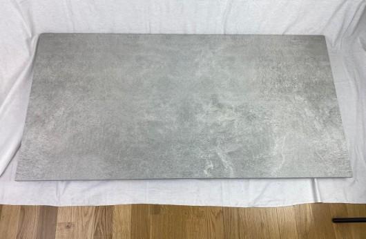 Pavimento in gres galleggiante Grigio Alpi 60x120 2cm di spessore