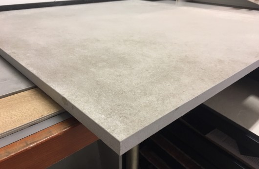 Pavimento Galleggiante Grigio Sfumato 80x80 2cm di spessore