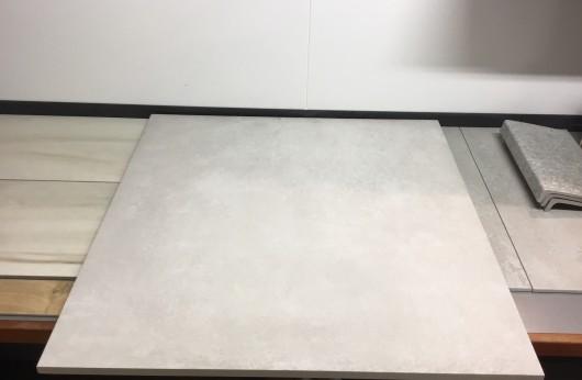 Pavimento Galleggiante Grigio Chiaro 80x80 2cm di spessore