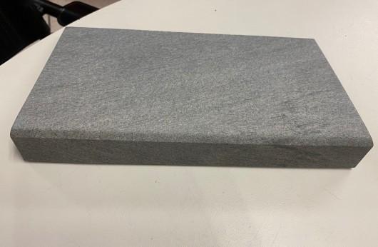Elemento a elle monolitico Grey