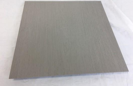 Lastra in gres con rete Grigio Rain 50x50 spessore 3,5 mm 1°Scelta