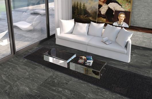 Pavimento Galleggiante Enga Nero 60x120 2cm di spessore