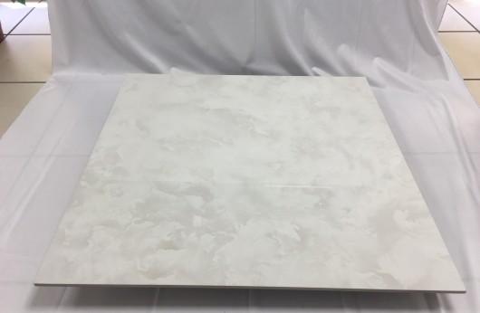 Pavimento in gres porcellanato Himalaya White effetto marmo lucido 1°Scelta