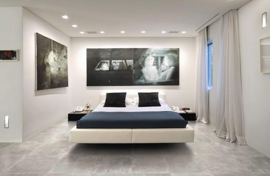 Pavimento in gres porcellanato Ice Grey 60x60 rettificato