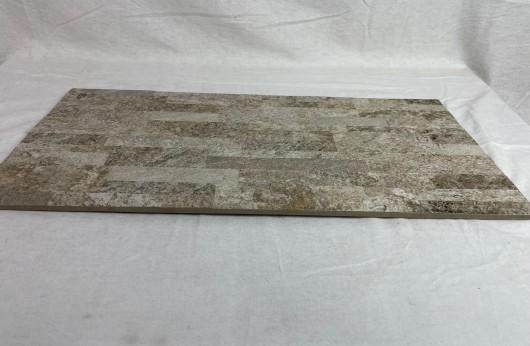 Rivestimento in gres porcellanato sassolato muretto SABBIA