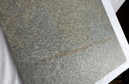 Pavimento gres galleggiante Luserna