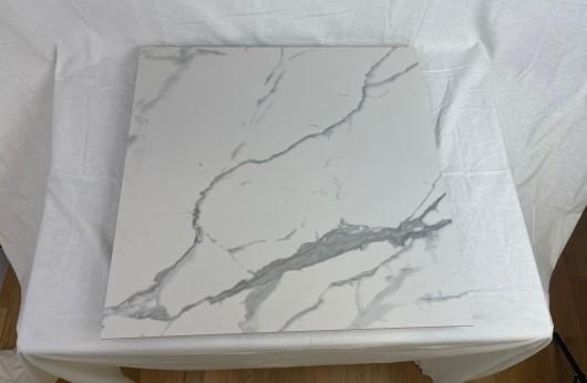 Rivestimento e pavimento in gres effetto marmo STATUARIO OPACO