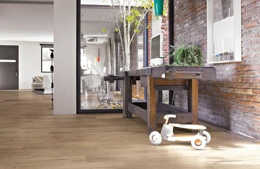 Pavimento effetto legno Koa Beige 1° Scelta