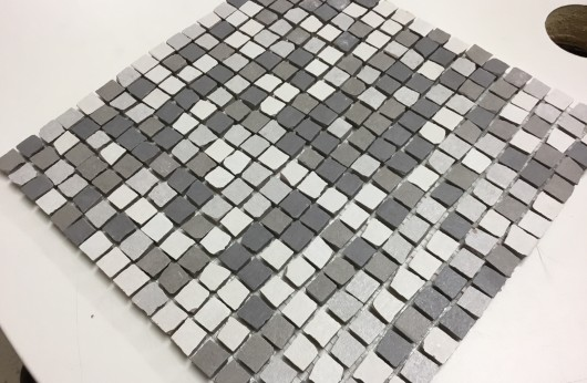 Mosaico Lava Grigio 1,6x1,6