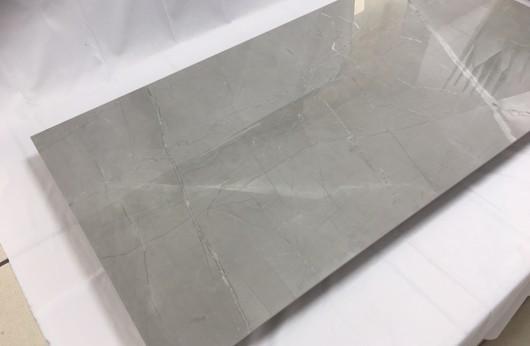 Gres Effetto marmo Light Grey 1°scelta 60x120 spessore 5,5 mm