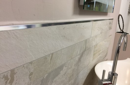 Profilo alluminio lucido barre da 2,7 metri