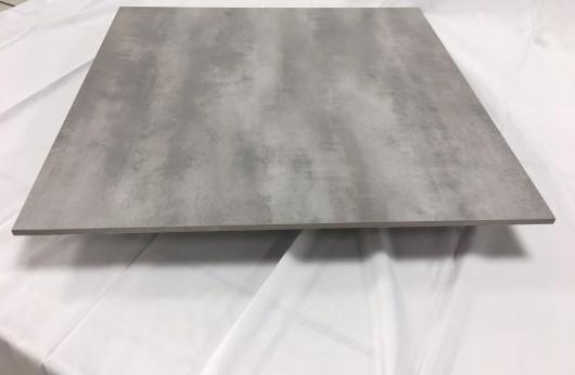 Pavimento in gres porcellanato Meteor Grigio 60x60 rettificato