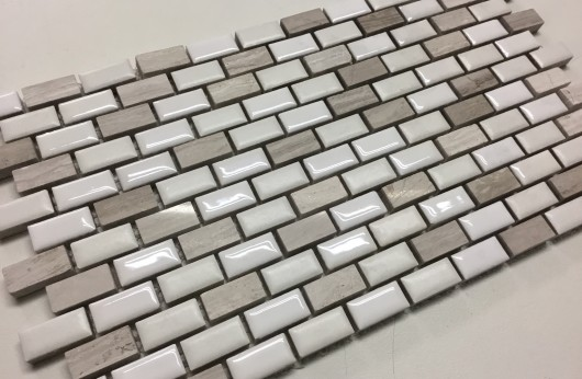 Mosaico Mini Brick Ice