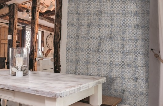 Cementina Maiolica lucida Monocolore C 20x20