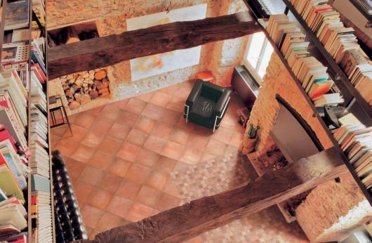 Gres Porcellanato collezione Quintana effetto cotto Morlupo